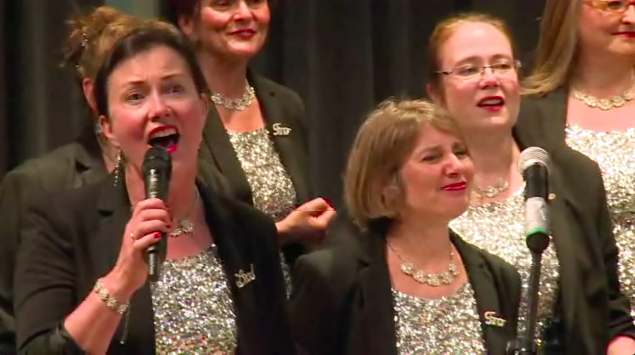 Singen, singen, singen - der CHOR